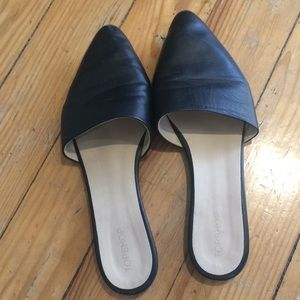 Top Shop Pointed Toe Slip on Shoes